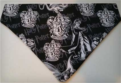 Harry Potter Dog Bandana