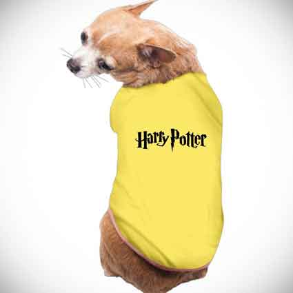 Harry Potter Logo Pet Vest