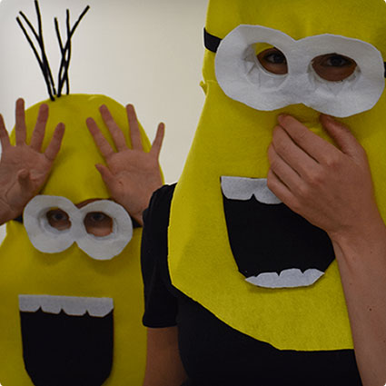 How to Make a Minion Costume DIY