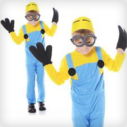 Despicable Me Kids Boy Costume