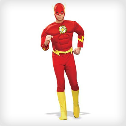 Men's Flash Costume
