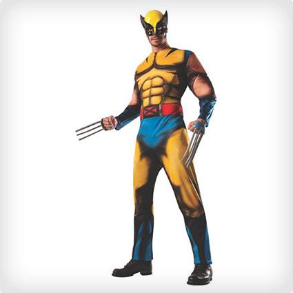 Men's Wolverine Costume