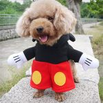 14 Cute Mickey Mouse Dog Costumes (Love these!)