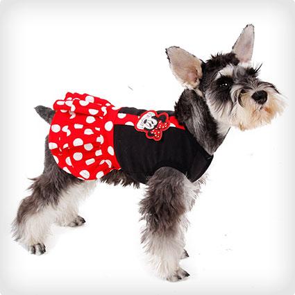Mickey Mouse Dog Dress