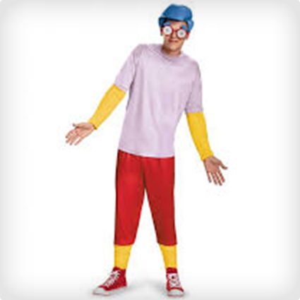 Milhouse Costume
