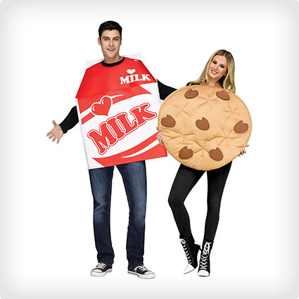 Milk and Cookie Costumes
