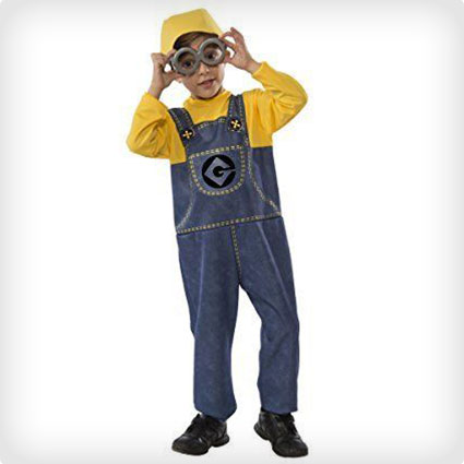 Minion Costume Set