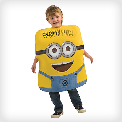 Minion Dave Childrens Costume