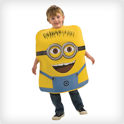 Minion Jorge Costume