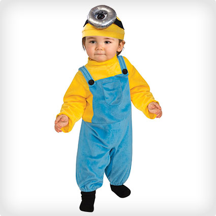 Minion Stuart Toddler Costume