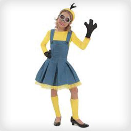 Minions Girl Jumper Costume