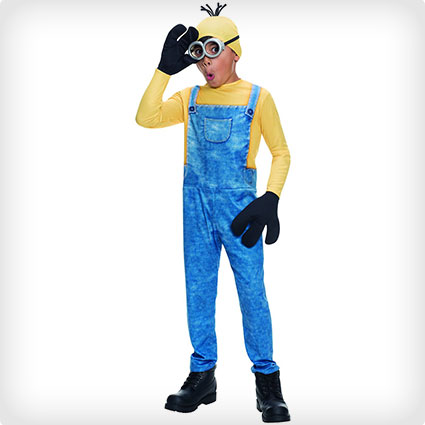 Minions Kevin Child Costume