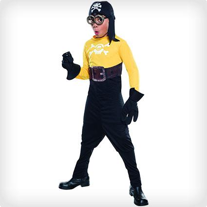Minions Pirate Child Costume