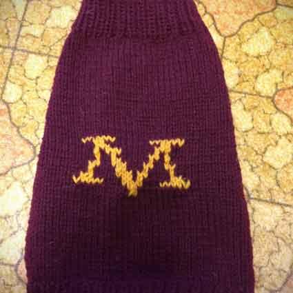 Mrs. Weasley Sweater