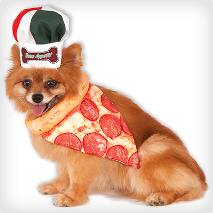 Pizza Chef Pet Set