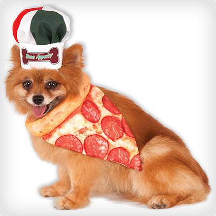 Pizza Chef Pet Set