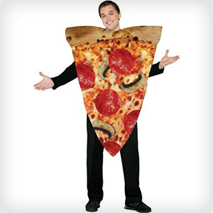 Pizza Slice Costume