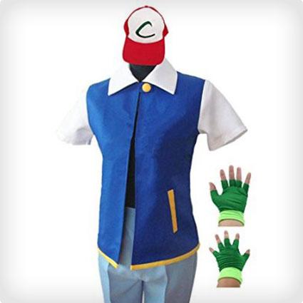 Pokemon Trainer Costume
