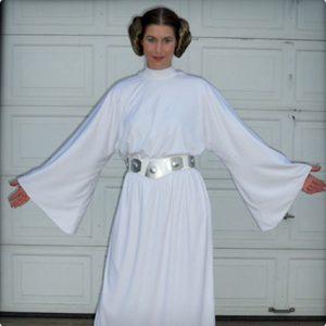 Princess Leia Dress Pattern Costume Yeti