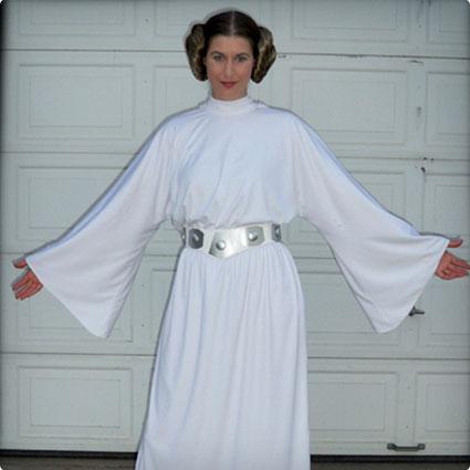 Princess Leia Dress Pattern