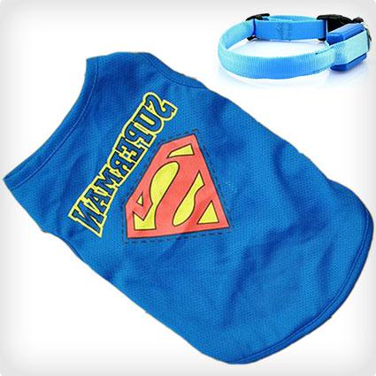 Puppy Superman Costume