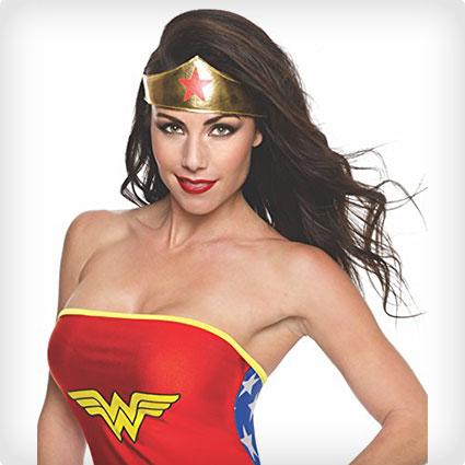 Rubie's Costume Co Women's DC Superheroes Tiara