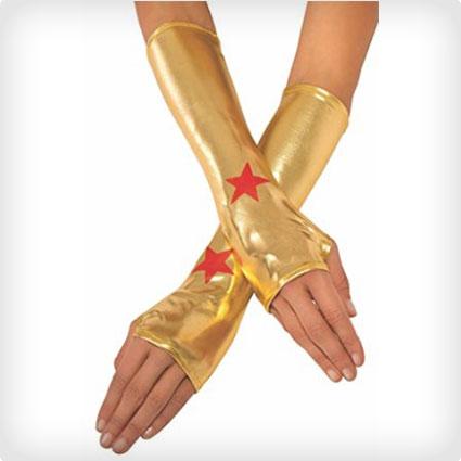 Rubie's Costume Co Wonder Woman Gauntlets