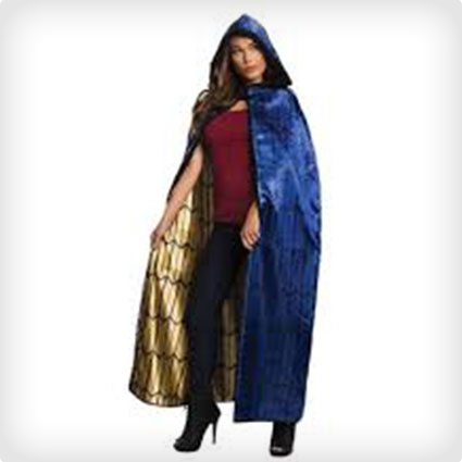 Rubie's Women's Dawn of Justice Deluxe Cape