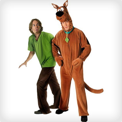 Scooby-Doo and Shaggy Costumes