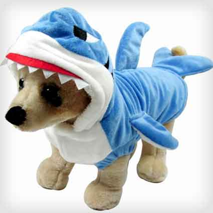 Shark Costume for Pets