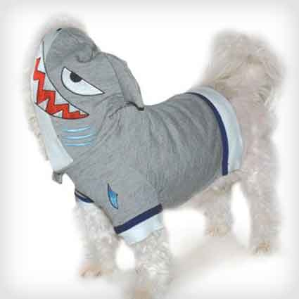 Shark Dog Sweatshirt