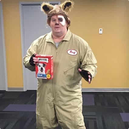 Spaceballs Barf Costume