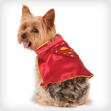 Supergirl Pet Cape