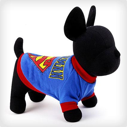 Superman Pet Clothes