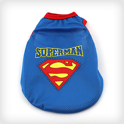 Superman Shirt for Dogs