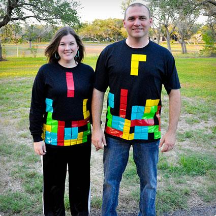 Tetris Halloween Costume