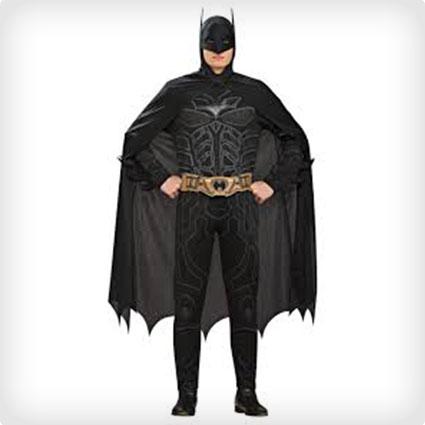 The Dark Knight Rises Adult Batman Costume