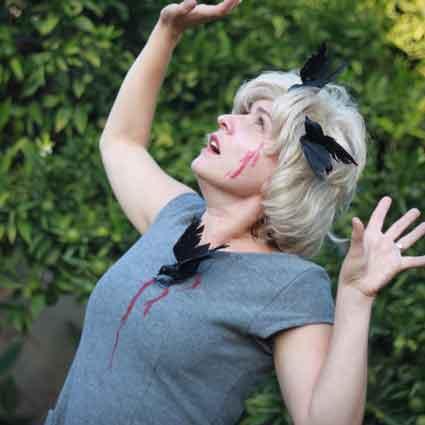 Tippi Hedren Costume<