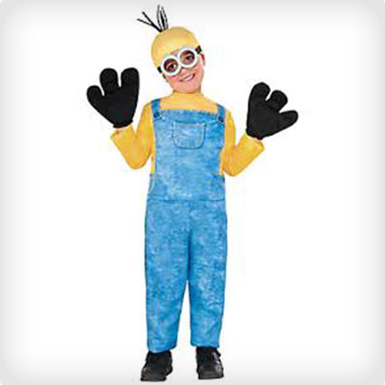 Toddler Boys Kevin Minion Costume