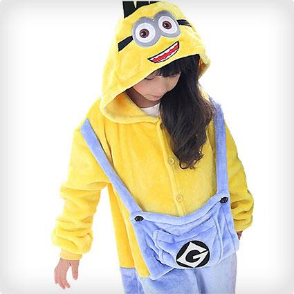 Unisex Minion Pyjama Kigurumi
