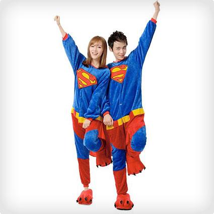 Unisex Superman Onesies