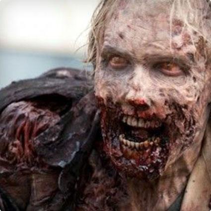 Walking Dead Zombie Tutorial