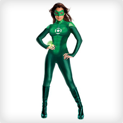 Women's Green Lantern Costume