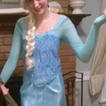 Elsa's Ice Gown from Frozen