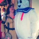 Ghostbuster Love Couples Costume