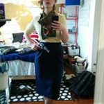Bonnie Parker Costume (One Half of Bonnie and Clyde)