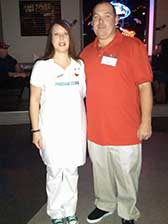 Flo From Progressive And Jake From State Farm Costume Yeti