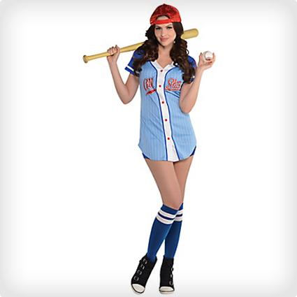Baseball Babe