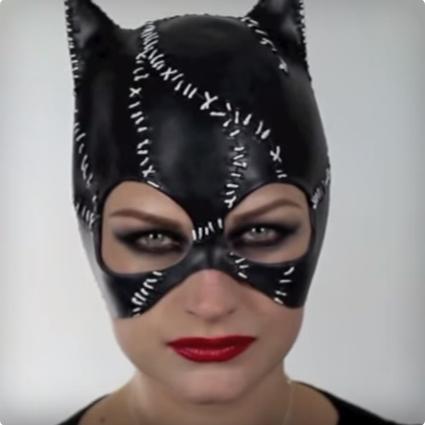 Cat Woman Makeup Tutorial