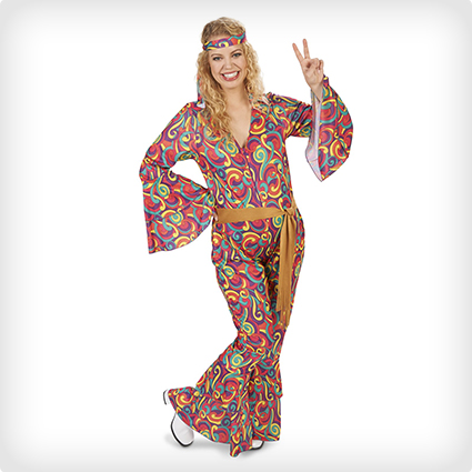 Disco Mama Maternity Costume